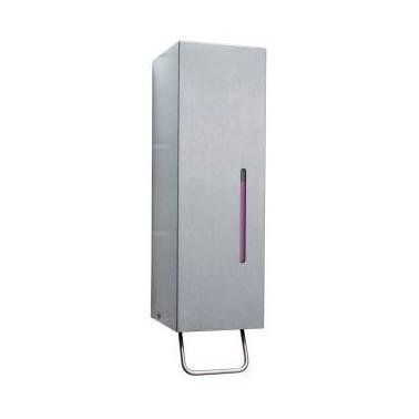 Dispensador de jabón líquido en cartuchos para montar en la pared, capacidad 500ml Bobrick