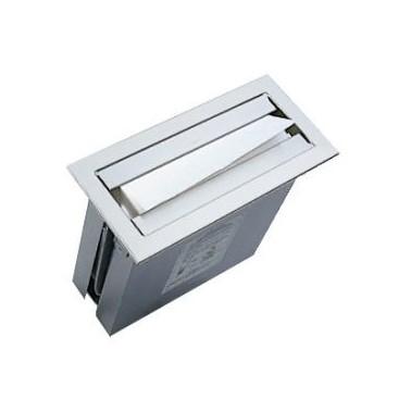 Dispensador de toallas de papel para empotrar Bobrick