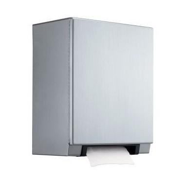 Dispensador automático de papel toalla en rollo Bobrick