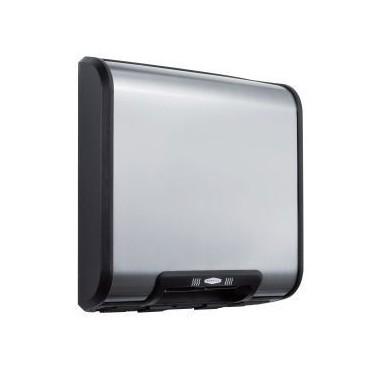 Secador de manos automático de acero inoxidable Bobrick