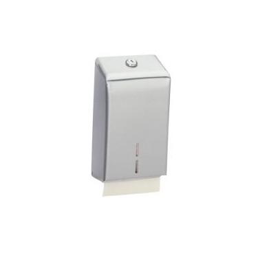 Gabinete de papel higiénico para montar en la pared, serie Clásica Bobrick