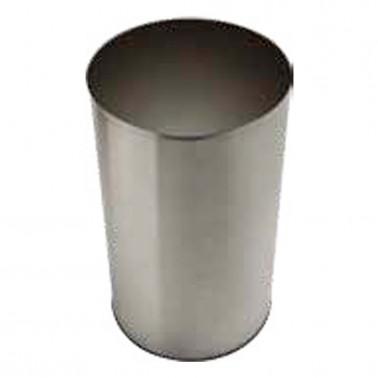 Papelera de gran capacidad sin tapa de 80 litros SIMEX