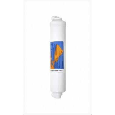 Filtro de una sólo cuerpo ideal para los dispensadores de agua con instalación a la red marca Canaletas