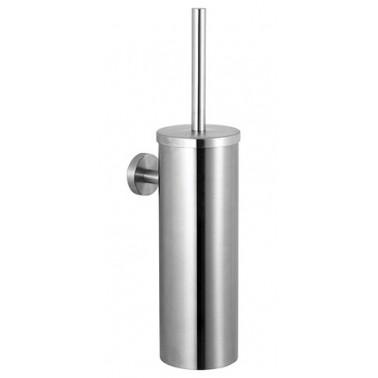 Escobillero de acero inoxidable satinado marca ASI