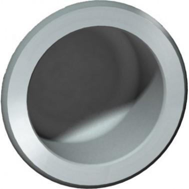 Portarrollos de papel higiénico para empotrar de acero inoxidable satinado marca ASI