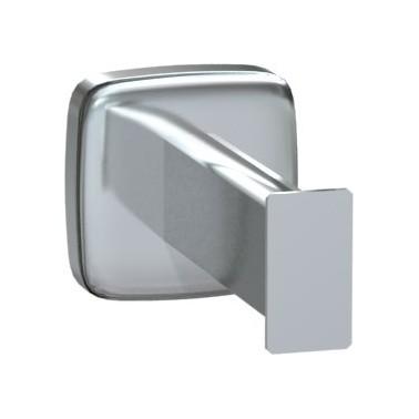 Percha de acero inoxidable marca ASI