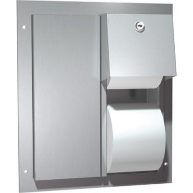 Portarrollos de papel higiénico para cuatro rollos marca ASI