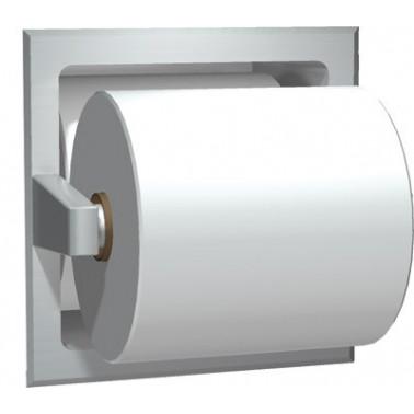 Portarrollos doble de papel higiénico marca ASI