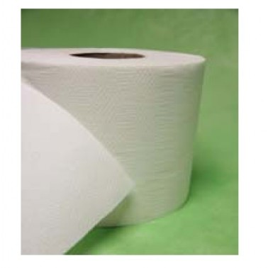 Pack of six units of hand dryer roll paper