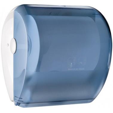 Dispensador de papel toalla modelo Roll con salida automática fabricado en plástico ABS NOFER