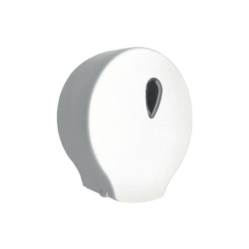 Dispensador de papel higiénico de ABS blanco