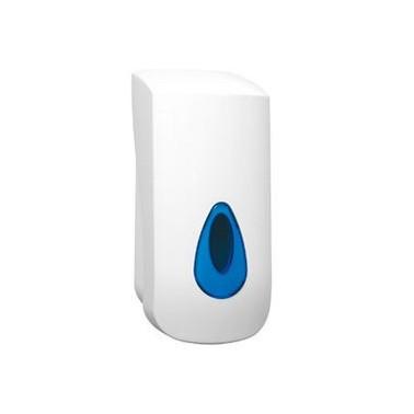 Dosificador de jabón en espuma automático fabricado en plástico ABS ACABADO blanco NOFER