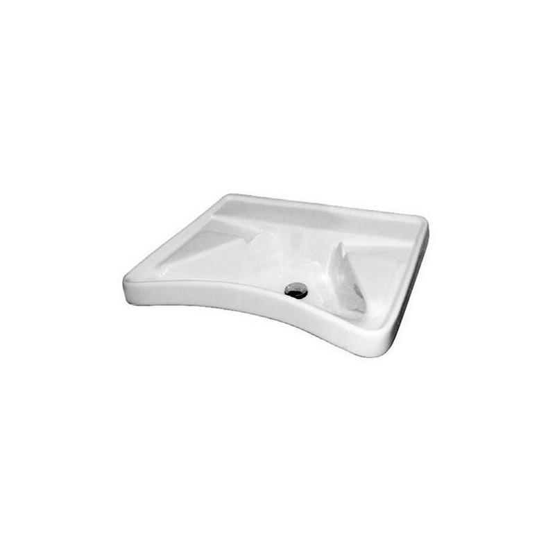 Conjunto de lavabo completo especial para discapacitados