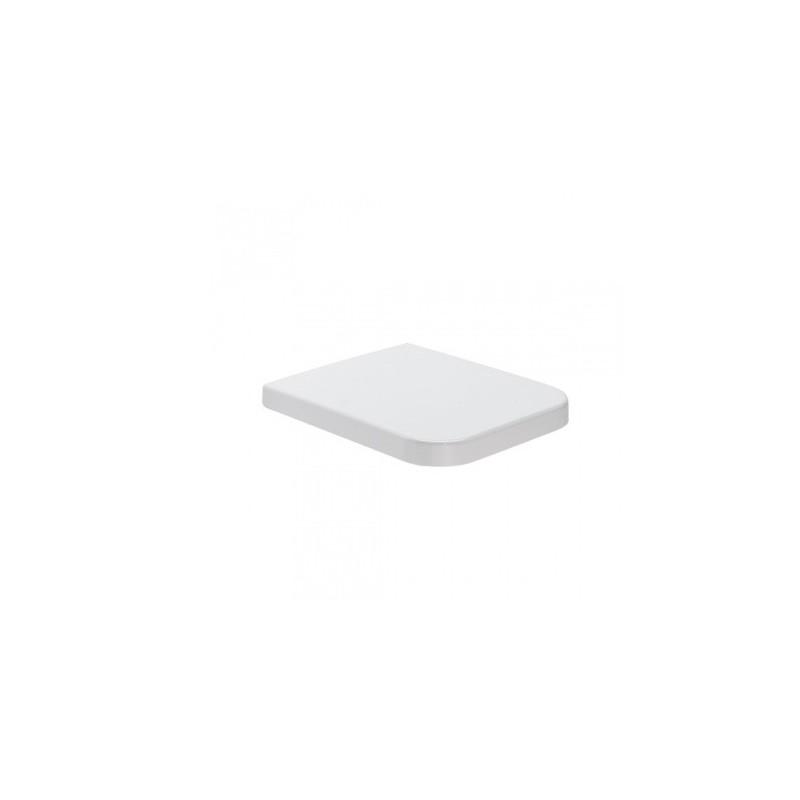 Asiento y tapa para inodoro con amortiguador modelo Advance UNISAN