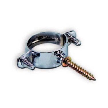 Abrazadera para tubos de descarga ARU
