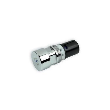 """Cabezal para ducha 1/2"""" temporizado intercambiable ARU con sistema estándar"""