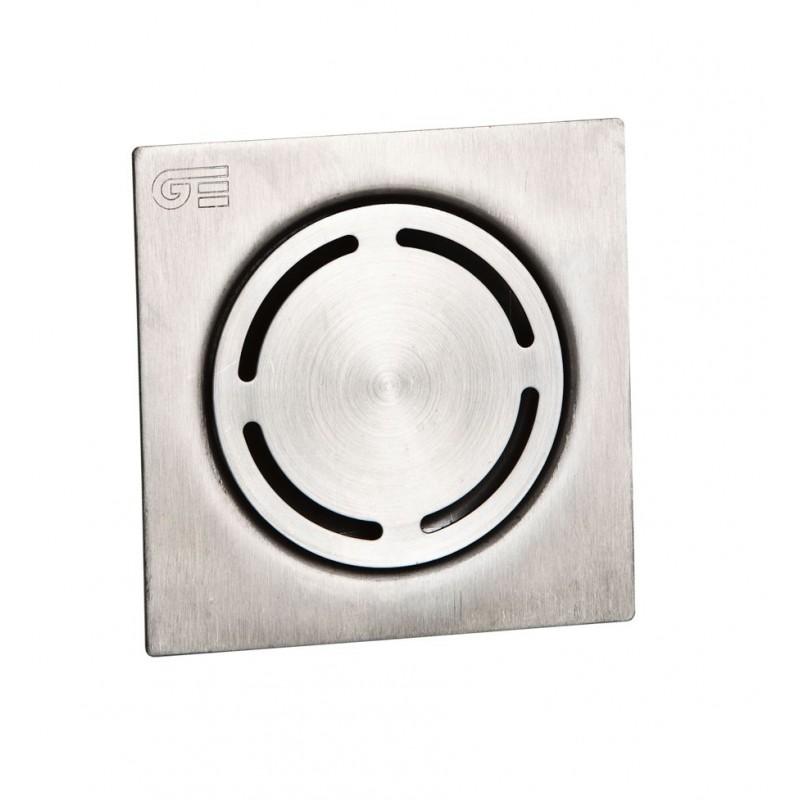 Sumidero de acero inoxidable 10x10 GENEBRE