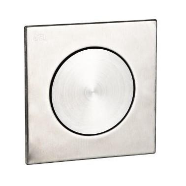Sumidero de acero inoxidable 20x20 GENEBRE