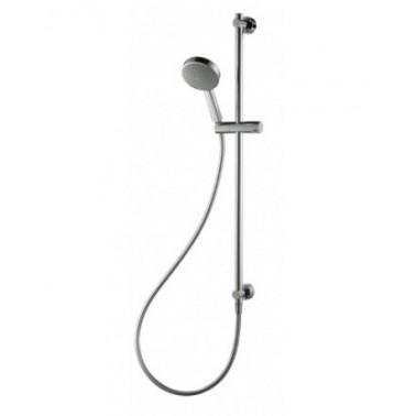 Kit de ducha FACE barra de ducha con mano-ducha Unisan
