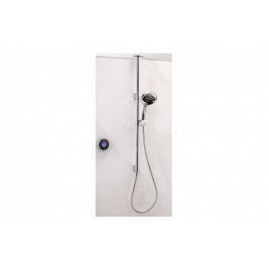 Grifo electrónico termoestático de ducha con control wiriless instalación techo MIRA LUX PRESTO