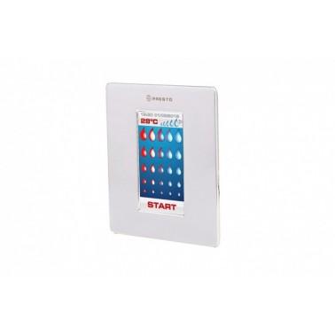 Grifo electrónico con pantalla táctil para ducha con gestión a distancia Sm@rt-Tap PRESTO