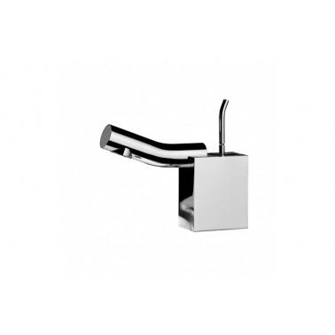 Grifo monomando W|CA de lavabo con válvula Tic-Tac Unisan