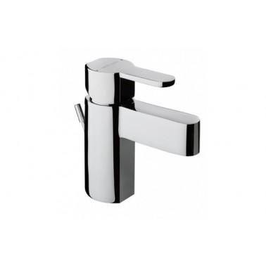 Grifo monomando de lavabo Limit con válvula automática Unisan