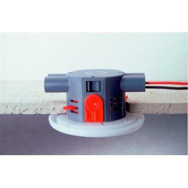 Sistema electrónico para lavabos y urinarios modelo Rada MC 1124 empotrado PRESTO