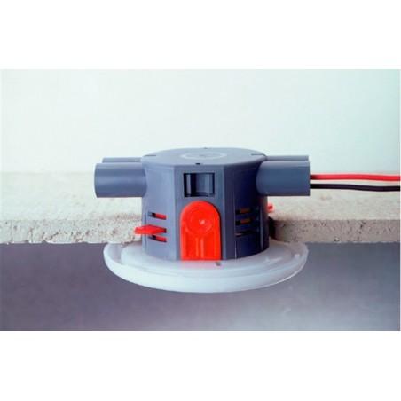 Sistema electrónico para lavabos y urinarios modelo Rada MC 1126 empotrado PRESTO