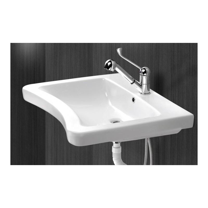 Lavabo minusv lidos presto 80605 for Altura lavabo minusvalidos