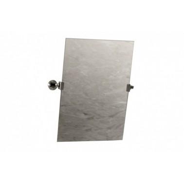 Espejo reclinable de minusválidos fabricado en acero inoxidable Presto