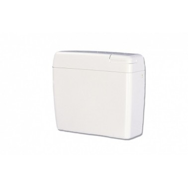 Cisterna fabricada en ABS con pulsador a distancia Presto