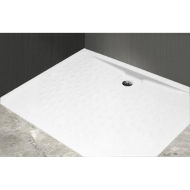 Plato de ducha antideslizante fabricado en acrílico de 800x1200mm Presto