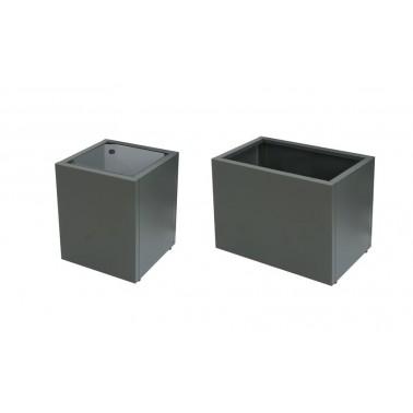 Cubeta para jardinera rectangular grande de 200L modelo Valencia Cervic
