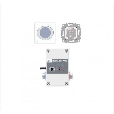 Sistema electrónico con kit de expanción modelo Ness Confort Galindo