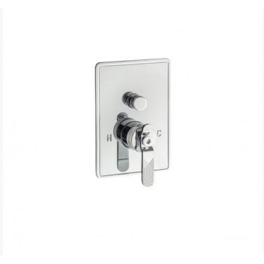 Grifo empotrado de baño/ducha modelo Strem Galindo