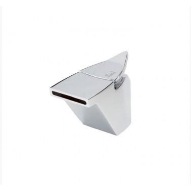 Grifo de lavabo sin desagüe semiautomático modelo MyGod Galindo