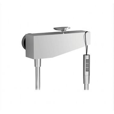 Grifo de ducha con accesorios de ducha modelo MyGod Galindo
