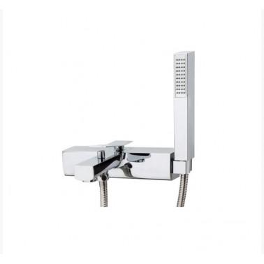Grifo de baño/ducha con accesorios de ducha modelo Wave Galindo