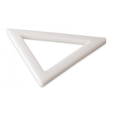 Triángulo de 40x40x15 mm Fricosmos