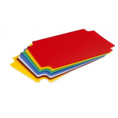 Pack de seis fibras de colores de repuesto Fricosmos