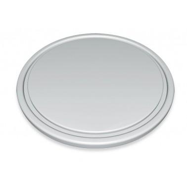 Fibra chuletón circular de color rojo de 240x15 Fricosmos