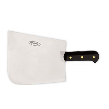 Cuchilla de golpe profesional para carnicerías de 355 mm Fricosmos