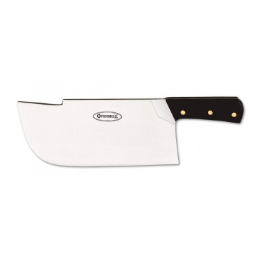 Cuchillo de esquinar profesional para carnicerías de 365x255x115 mm Fricosmos