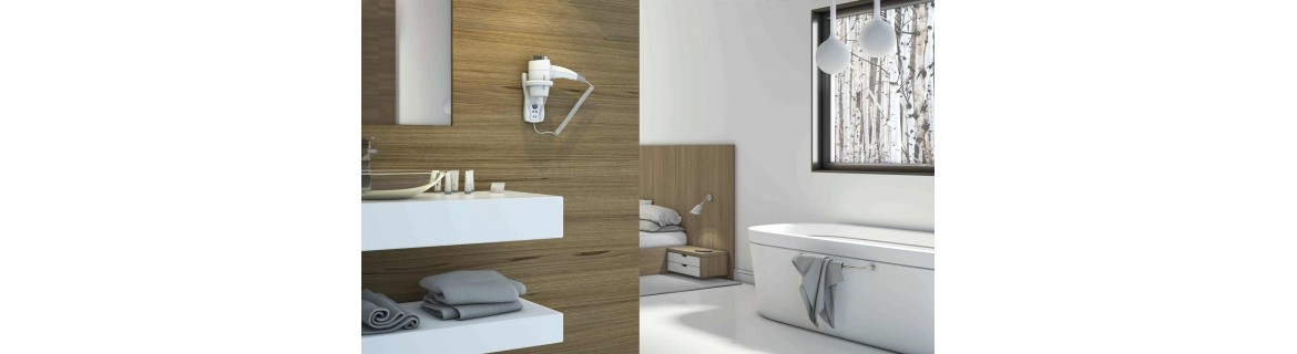 Bathroom accessories collections