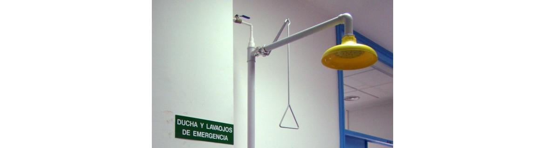 Duchas de emergencia