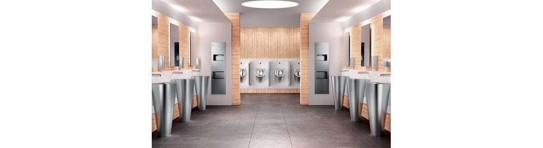 Acier inoxydable sanitaire