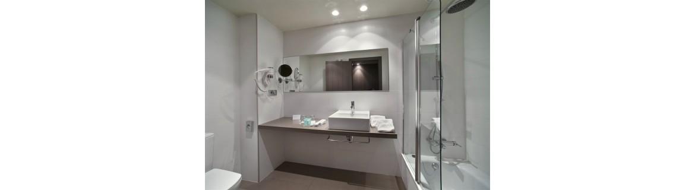 Accesorios de baño habitaciones