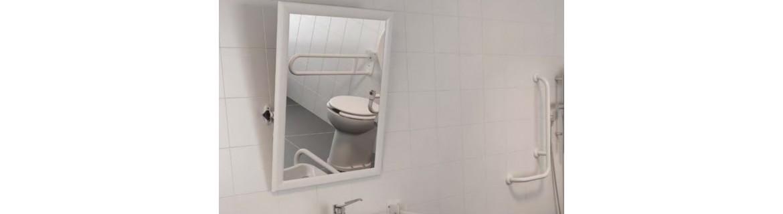 Espejos para discapacitados