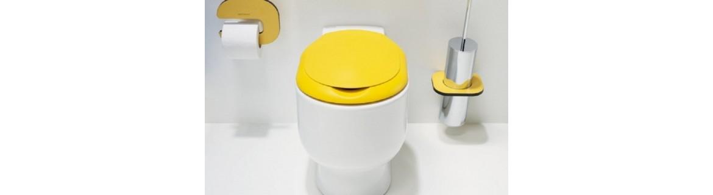 Accesorios de baño infantiles